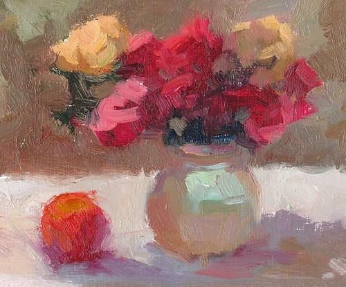 roses-and-orange