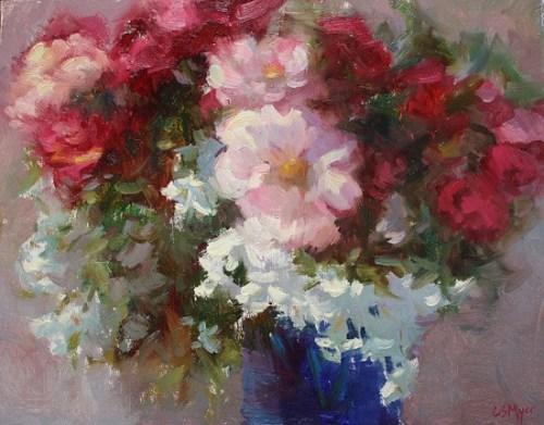 roses-with-potato-vine
