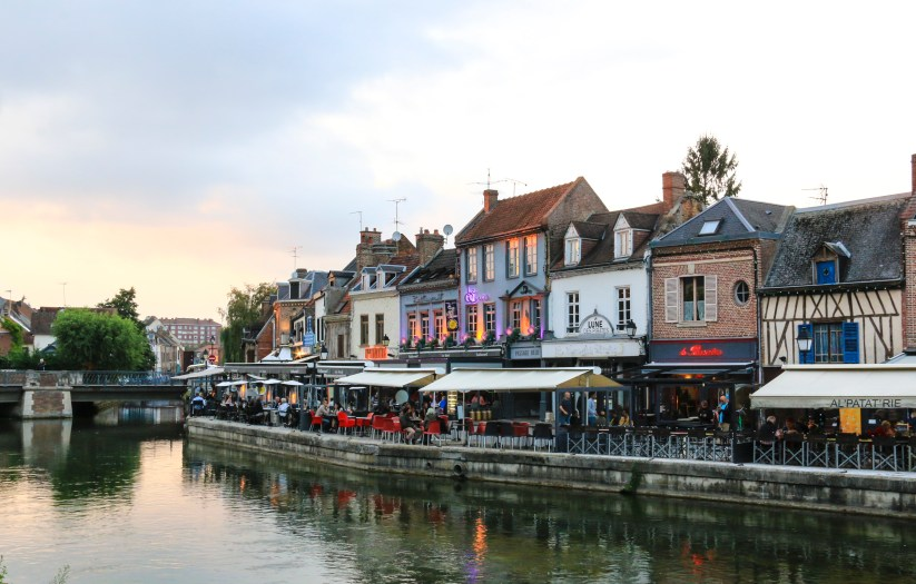 Amiens restaurants