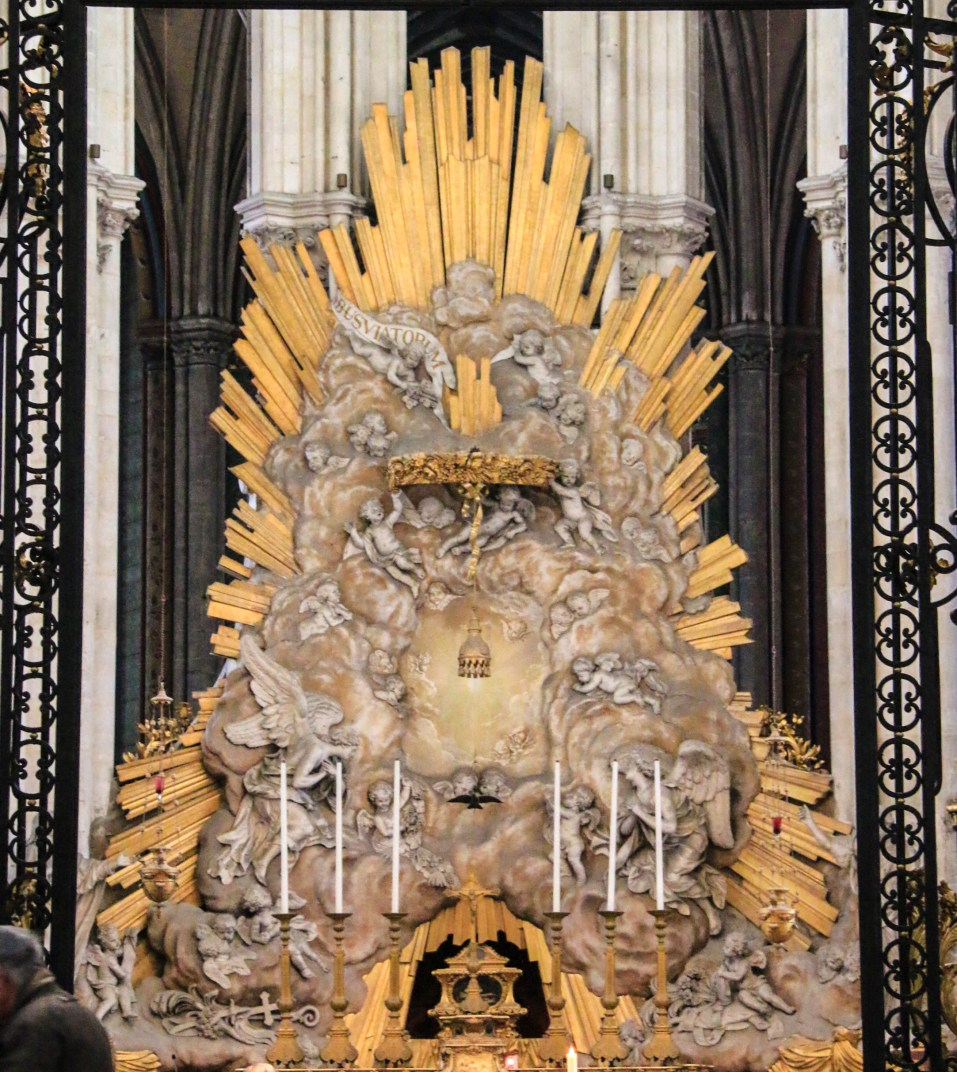 High Altar of Amiens Cathedral
