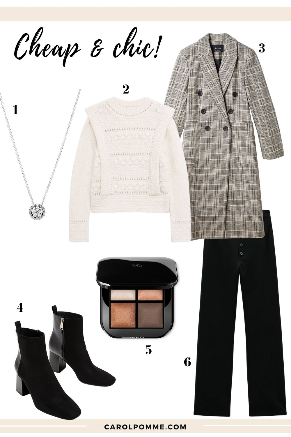 Cheap & Chic #3