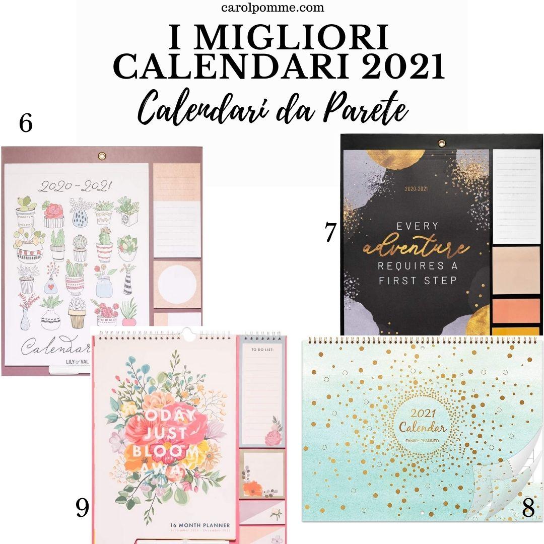 Qual è il più bel calendario 2021? Scopriamolo insieme!