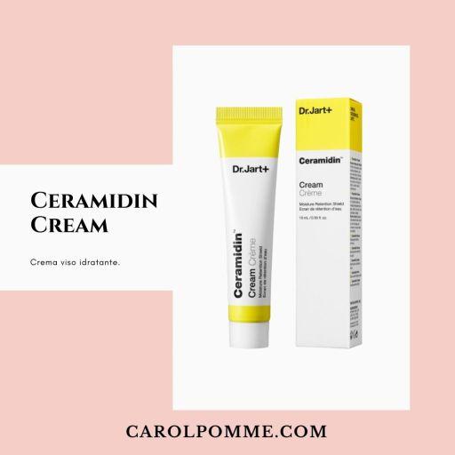 dr jart+ ceramidin crema viso