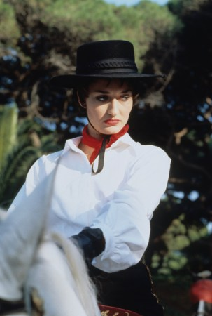 Francoise as Bullfight Mistress (Natascha McElhone)