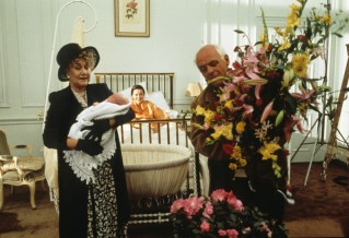 Paloma's Birth - Grandmama (Joan Plowright), Picasso (Anthony Hopkins), Francoise Gilot (Natascha McElhone)
