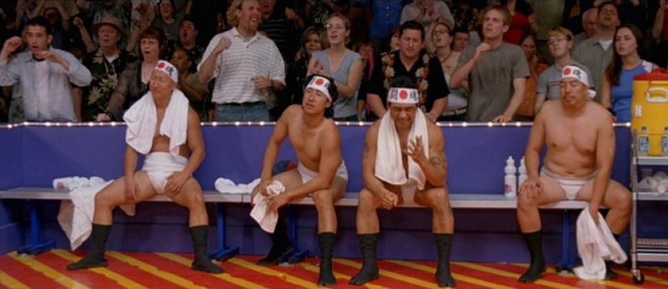 Sumo Dodgeball Team