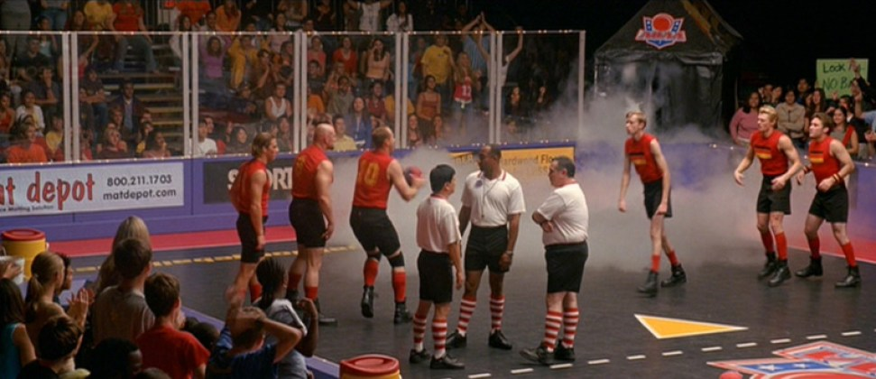 German Dodgeball Team