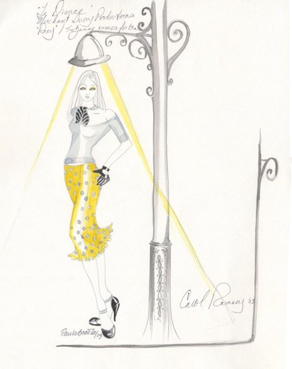 16_Light pole illustration