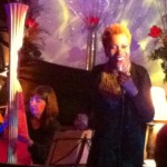Carol Robbins Performing with Carmen Lundy