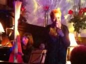 Carol Robbins Performing with Carmen Lundy