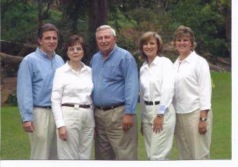 Family portrait, 2004