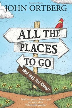 all the places to go book