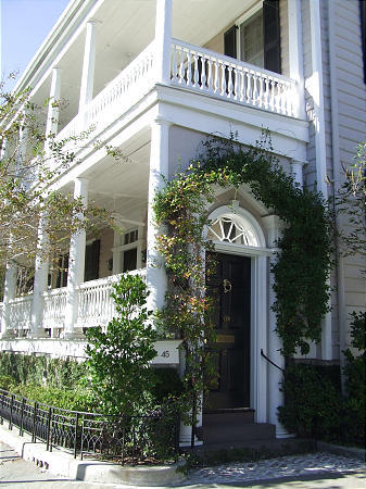 charleston homes, wise woman