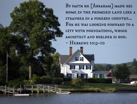 dream home on water