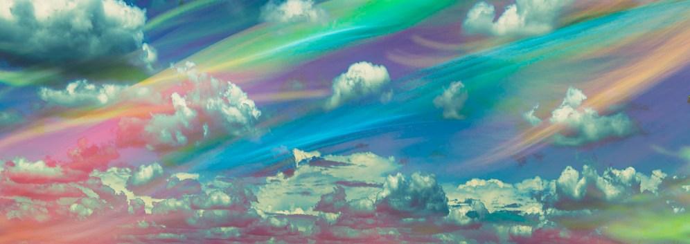 Viaje de un arcoíris