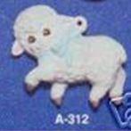 Alberta Ornaments 0312 lamb
