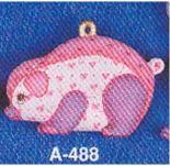 Alberta Ornaments 488 stuffed (soft) pig
