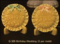 Dona 0329 birthday & wedding musical ornaments