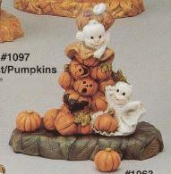 Kelly 1097 Ghost & Punpkin Stack