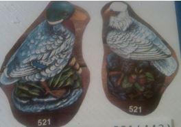 Kimple 0521 eagle & duck