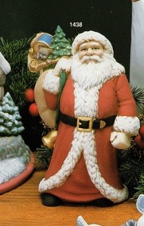 Kimple 1438 Old World Santa