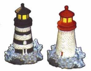 Nowell 2039 lighthouse salt & pepper 2039