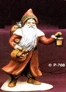 Provincial 0768 Santa with Lantern