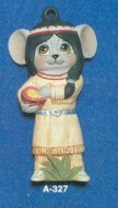 A-327 Indian Girl Mouse