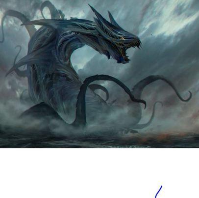 dragon Leviathan