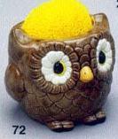 Riverview 0072 owl scrubby (chore boy)
