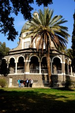 Convent at Mount of Beatitudes