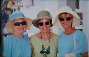 Joyce, Susan and me together in Puerto Vallarta about thirteen years ago.