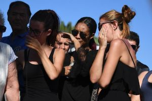 Mourning in Nice