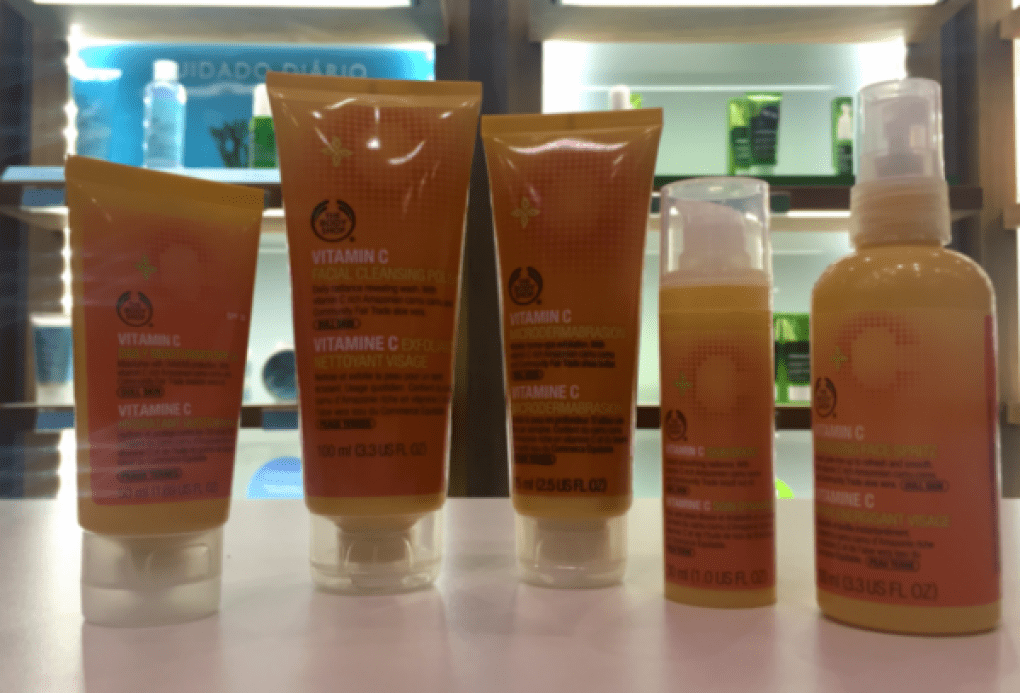 Resenha: The Body Shop Vitamina C