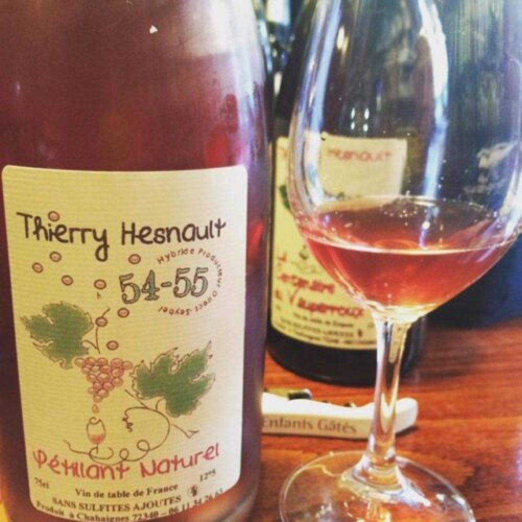 A melhor bebida para o seu signo vinho pétillant-Naturel