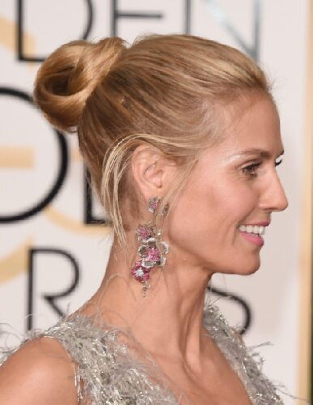 Heidi Klum Golden Globe