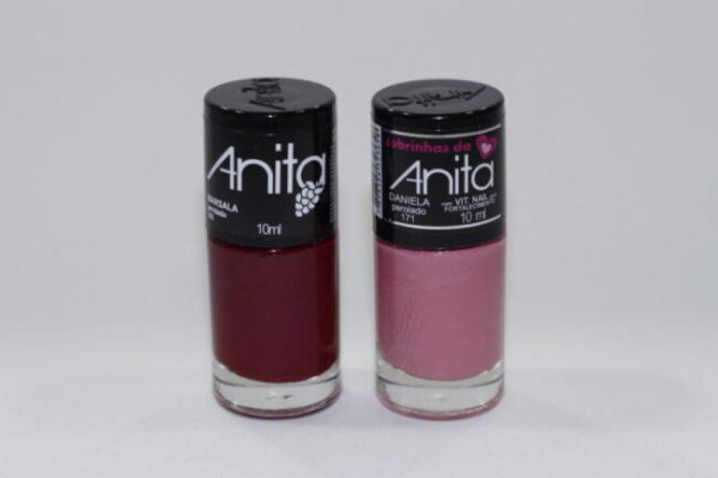 Resenha: Esmaltes Anita