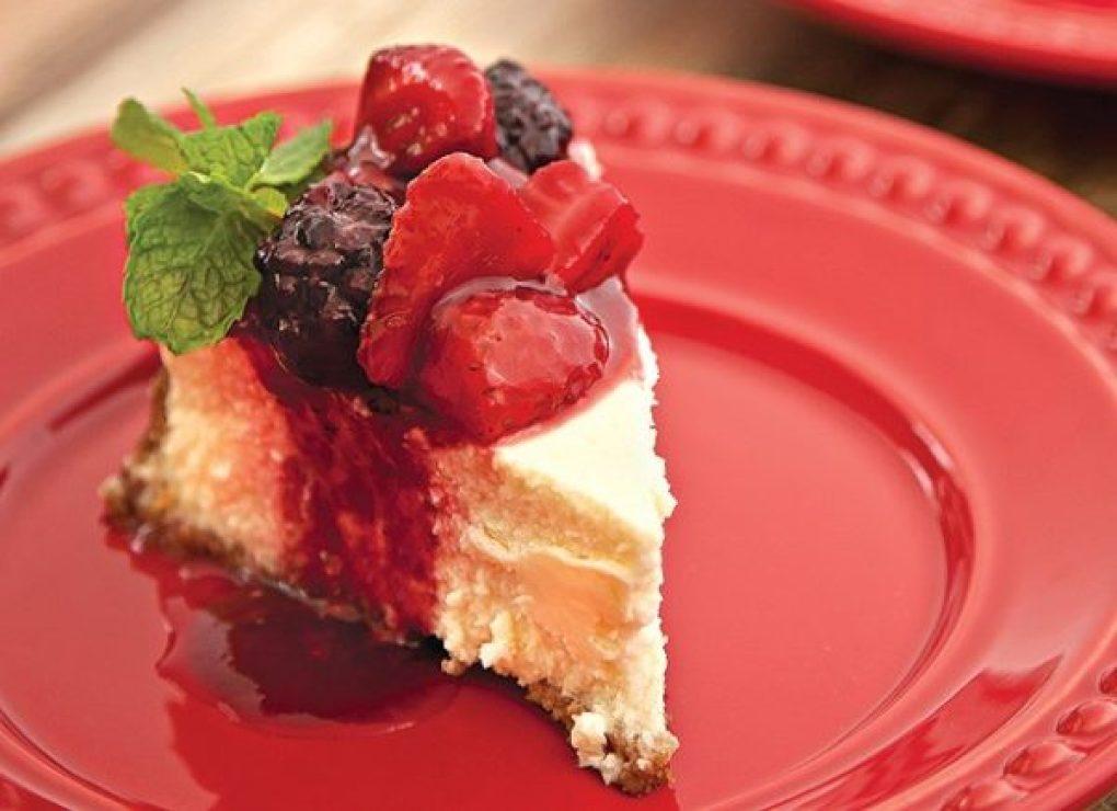 3 receitas de cheesecake - Zero açúcar