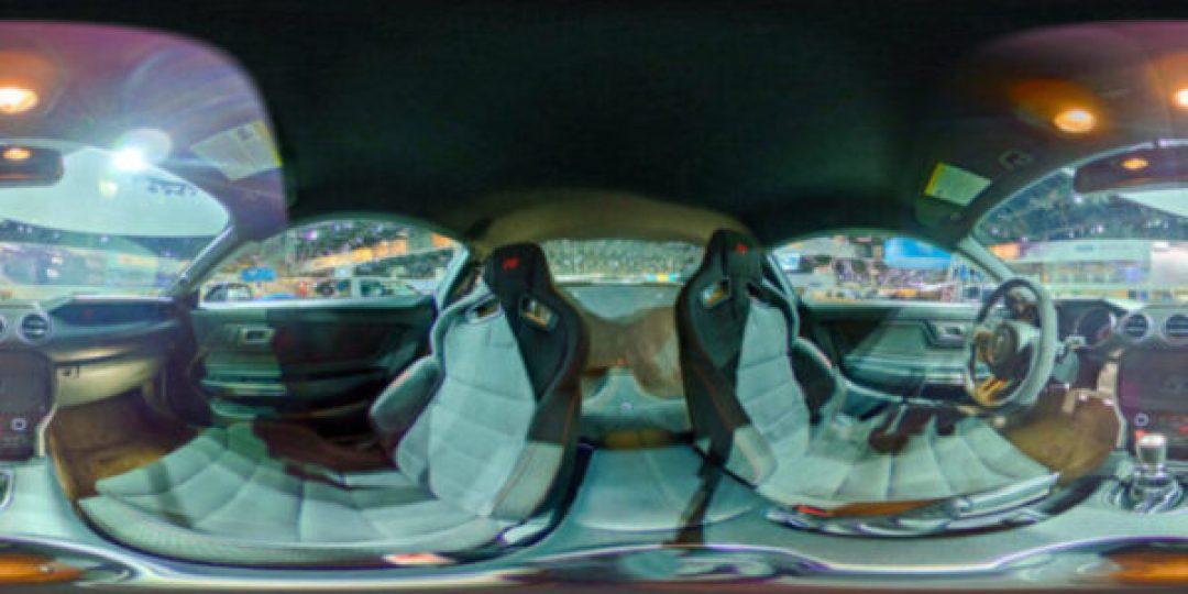 Supercarros que a Ford trouxe para o Salão do Automóvel