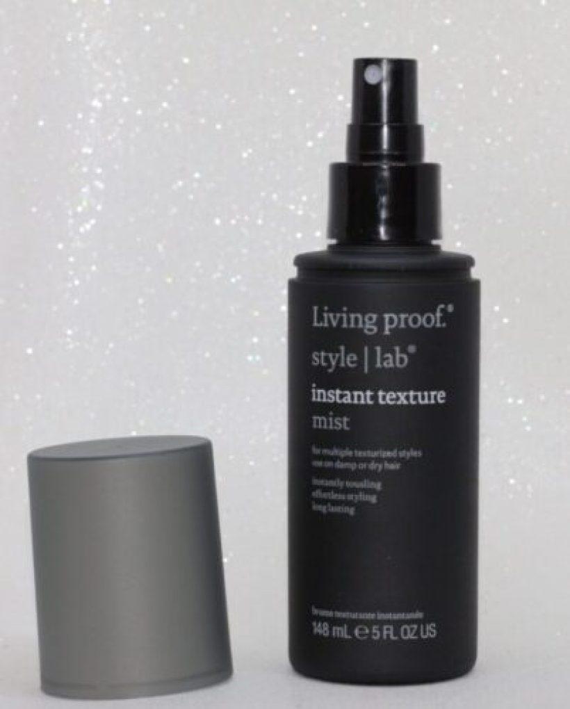 Resenha: Style Lab Instant Texture Mist de Living Proof