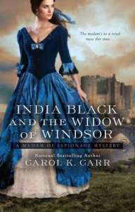 Cover: India Black and the Widow of Windsor