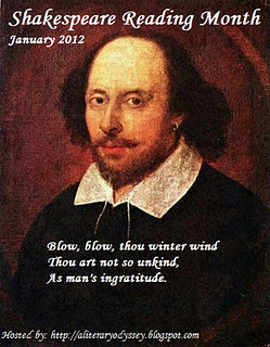 Shakespeare Reading Month