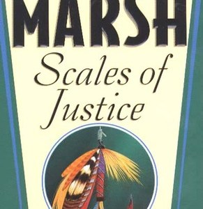 March Mystery Madness: Scales of Justice by Ngaio Marsh