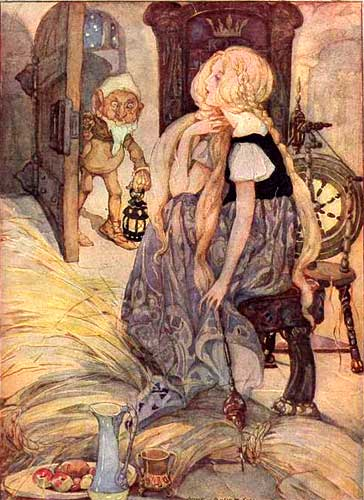 Thursday's Tale: Rumpelstiltskin