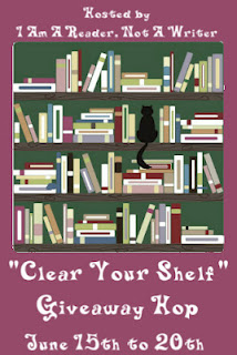 """Clear Your Shelf"" Giveaway"