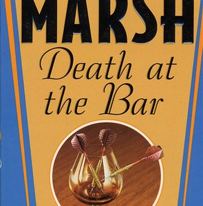Review: Death at the Bar by Ngaio Marsh