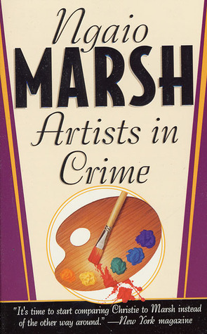 Review: Artists in Crime by Ngaio Marsh