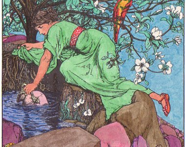 Thursday's Tale: The Water of Life