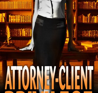 Guest Post – Pamela Samuels Young, author of Attorney-Client Privilege