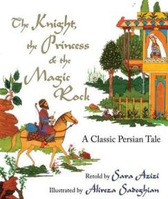 The Knight, the Princess and the Magic Rock